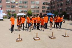 서울신대림초등학교에서 전통종목 놀이 중심 체육대회를 진행하였다