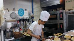 빵 만드는 꽃미남 주방장, 새로운 빵 개발에 도전하다!