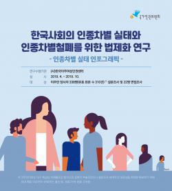 한국사회의 인종차별 실태와 인종차별철폐를 위한 법제화 연구